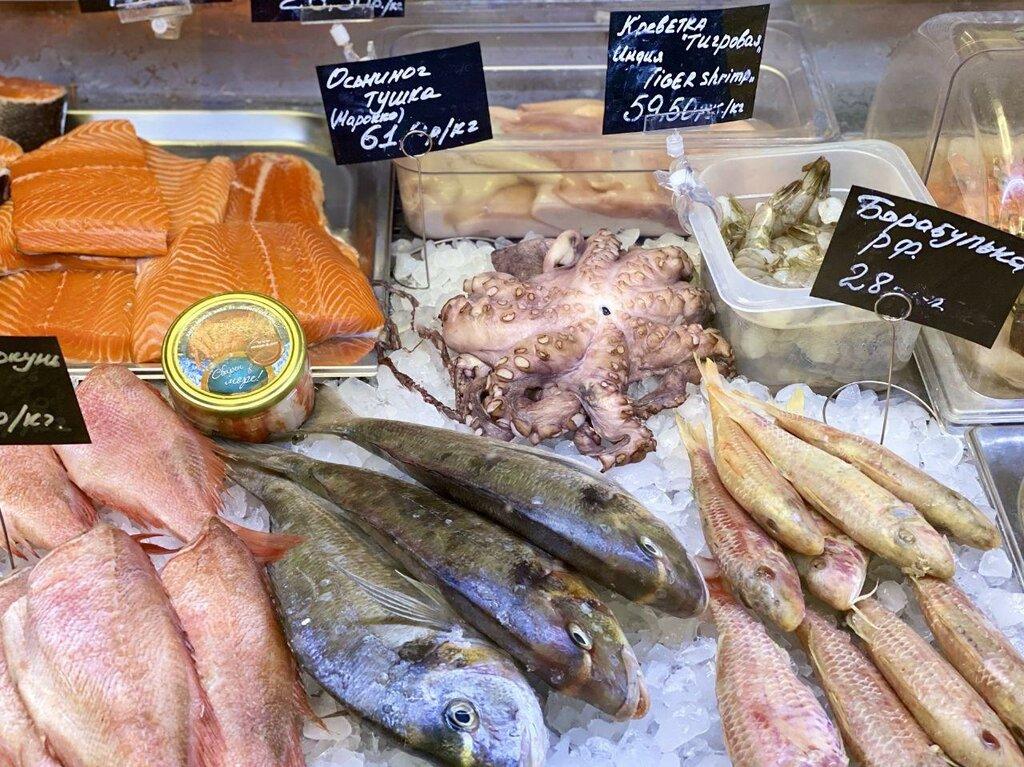 магазин рыбы и морепродуктов — ФрендсФиш — Минск, фото №2