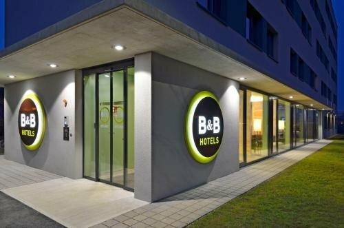 Hotel B&b Graz Hauptbahnhof