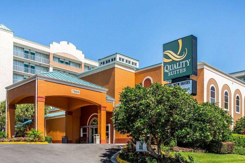 Quality Suites Orlando - Convention Center Area