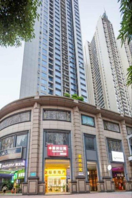XI Run Apartment Hotel Huifeng