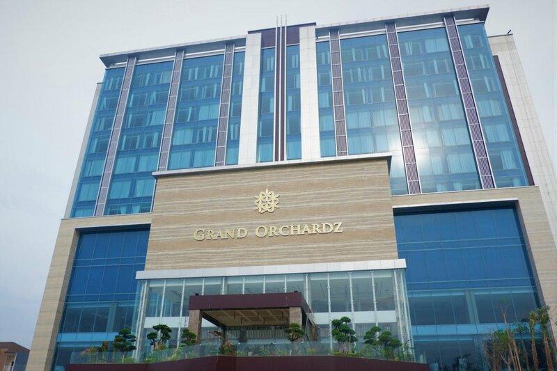 Grand Orchardz Hotel Rajawali Kemayoran