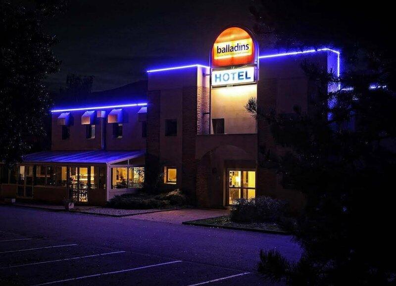 Hôtel Restaurant Balladins