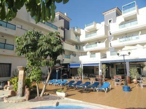 Playamarina II Aparthotel Cabo Roig