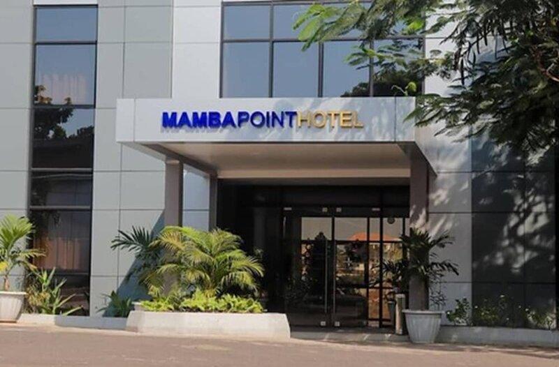 Mamba Point Hotel Freetown