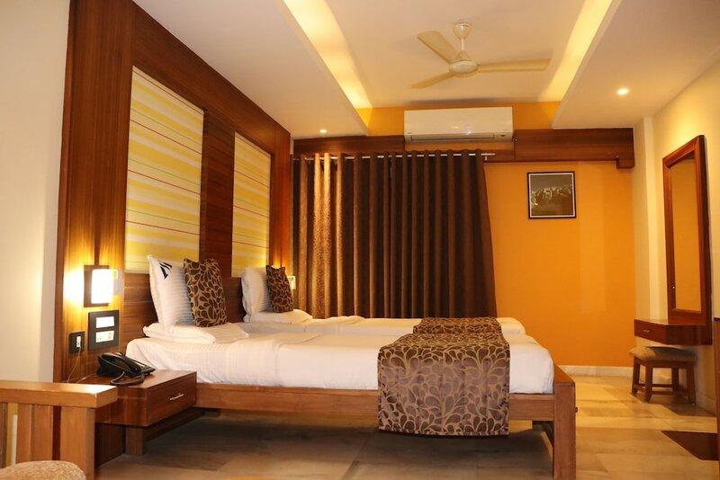Hotel Madhuvan Serai