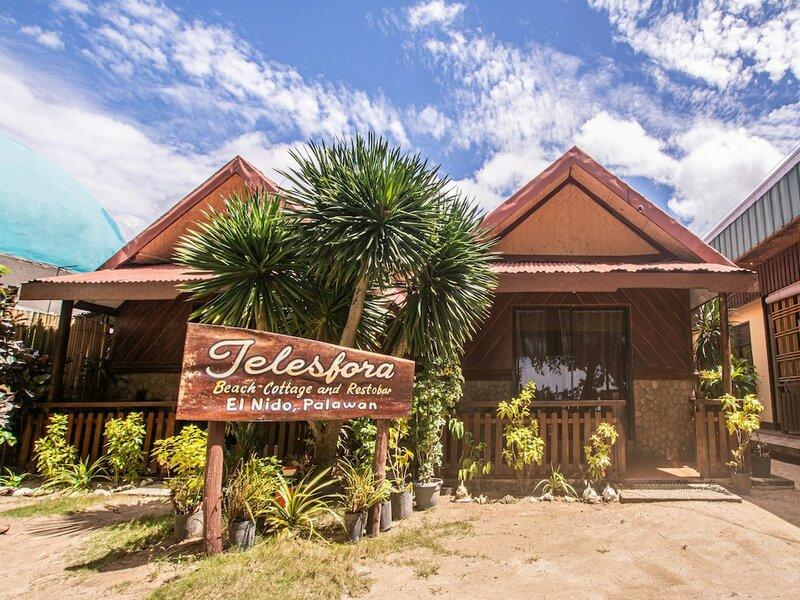 Oyo 709 Telesfora Beach Cottage