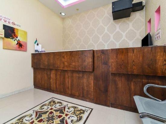 Oyo 181 Royal Plaza Residence