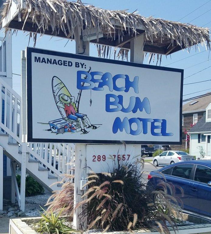 Beach Bum Motel