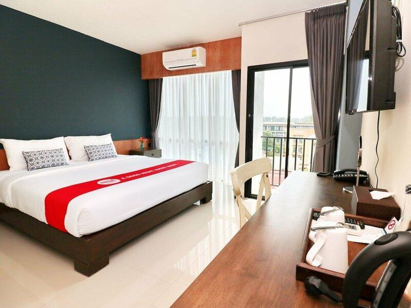 Nida Rooms Naiyang 6 Sakhu