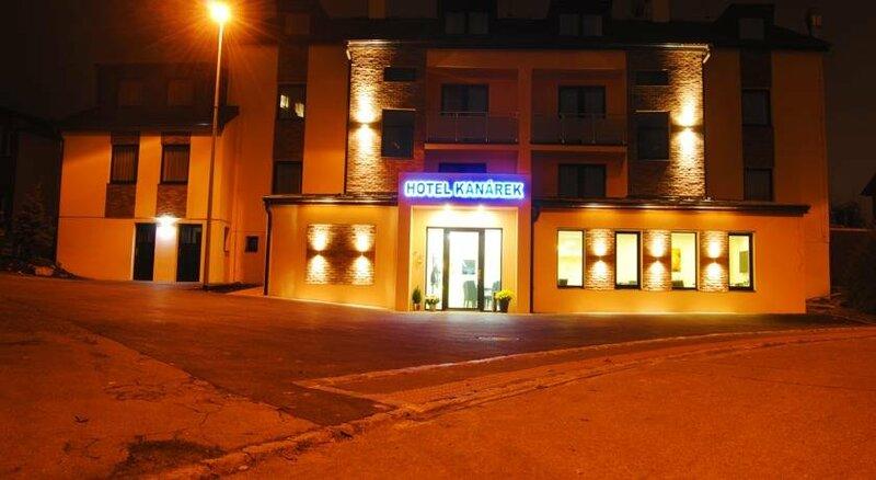 Hotel Kanarek