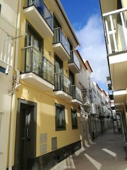 Apartment With 2 Bedrooms in Nazaré, With Wonderful sea View and Wifi - 500 m From the Beach