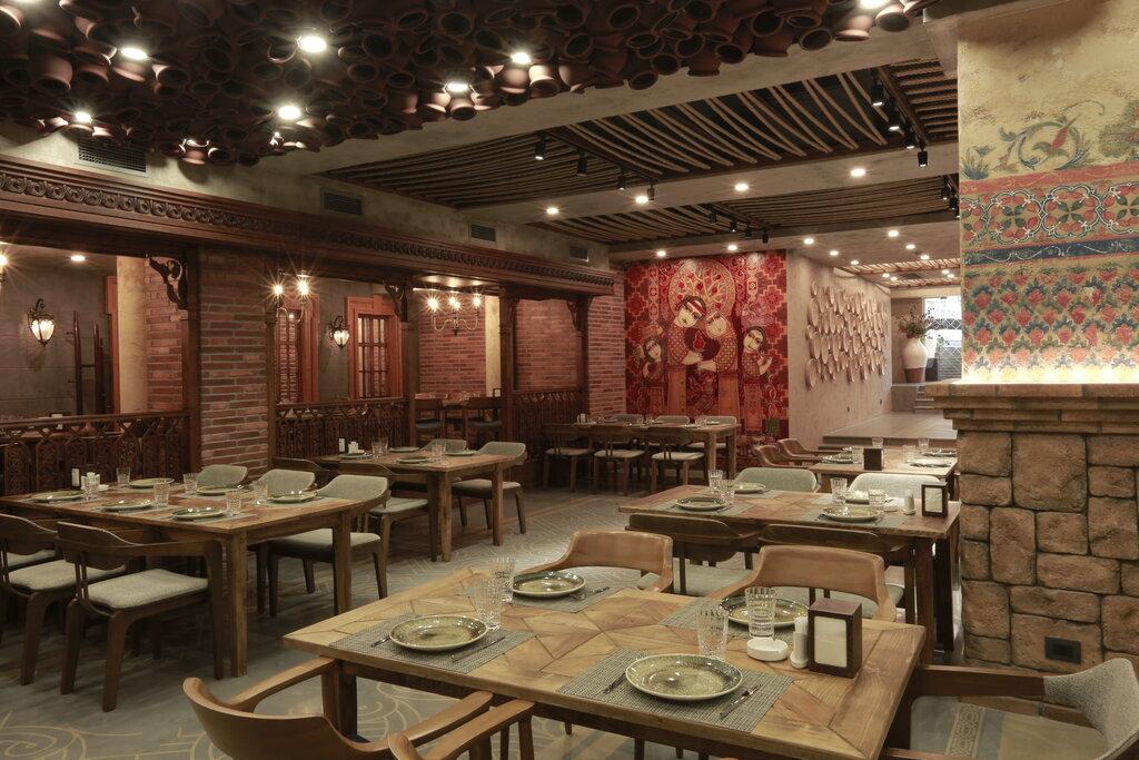 restaurant — Ararat Pandok — Yerevan, photo 1