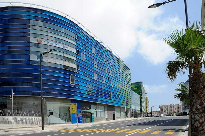 Kyriad Prestige Perpignan Centre del Mon