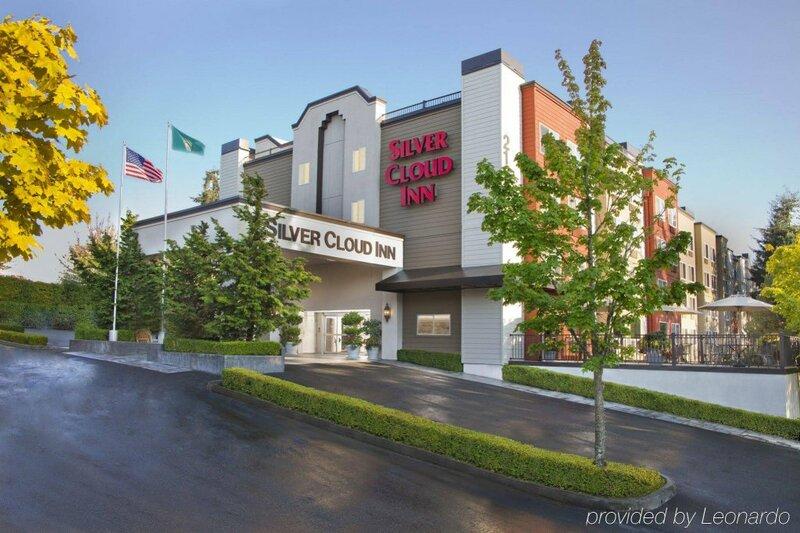 Silver Cloud Inn Redmond Bellevue