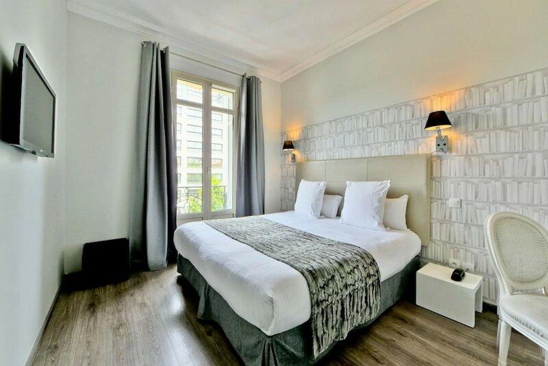 Hôtel La Villa Nice Victor Hugo