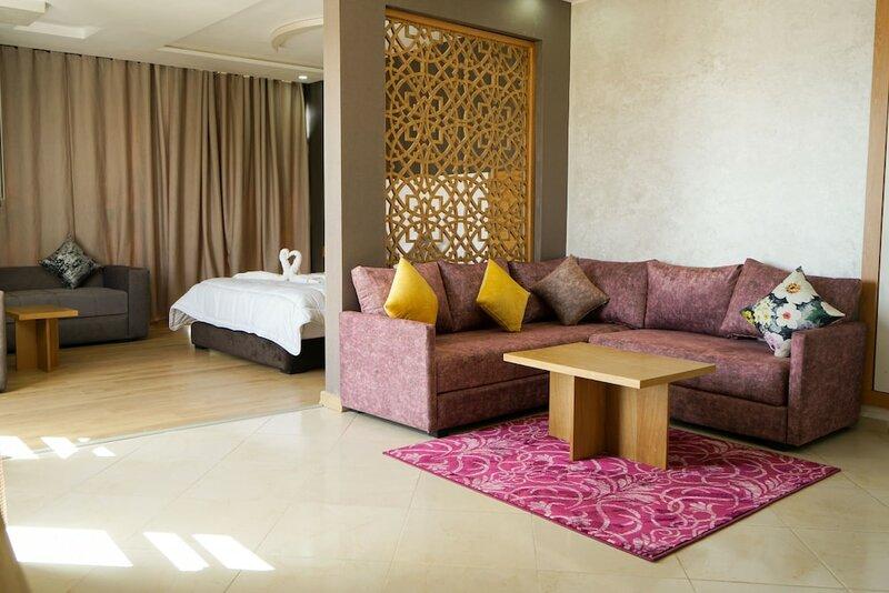 Hôtel Saharatel