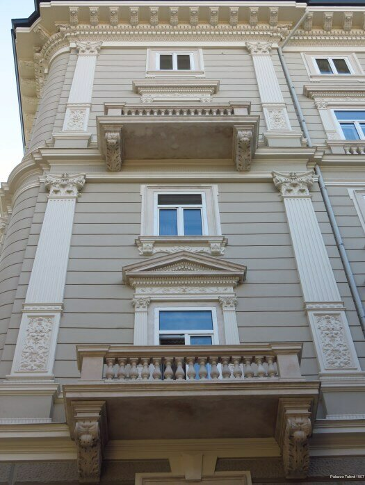 Palazzo Talenti 1907