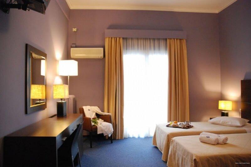 Galini Hotel Itea