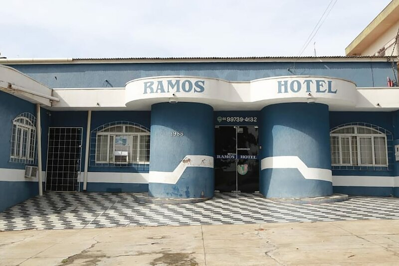 Hotel Ramos Cruzeiro do Oeste