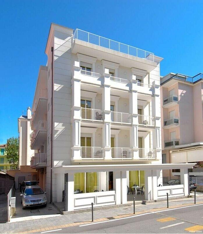 Hotel Sissi-rivazzurra Di Rimini