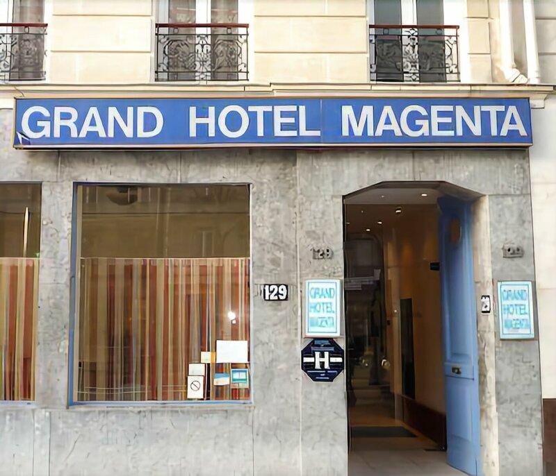 Grand Hôtel Magenta