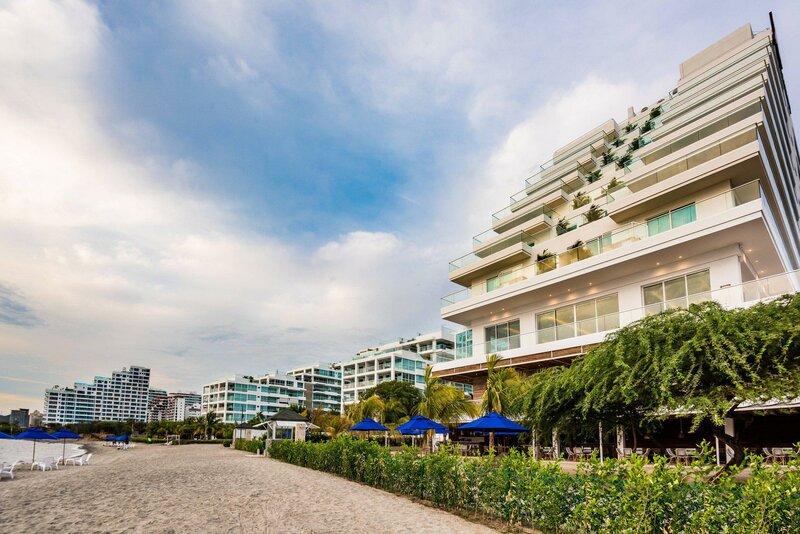 Santa Marta Marriott Resort Playa Dormida