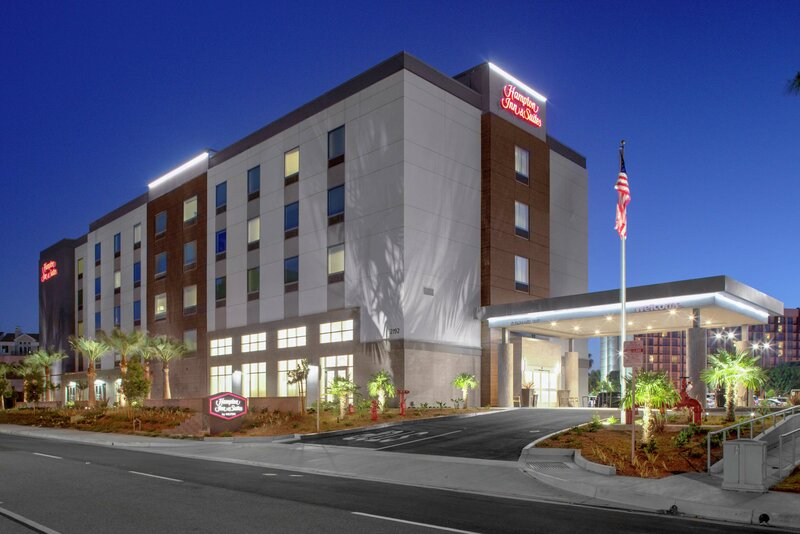 Hampton Inn And Suites Irvine - Orange County Airport, Ca