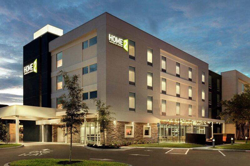 Home2 Suites by Hilton Sarasota - Bradenton Airport