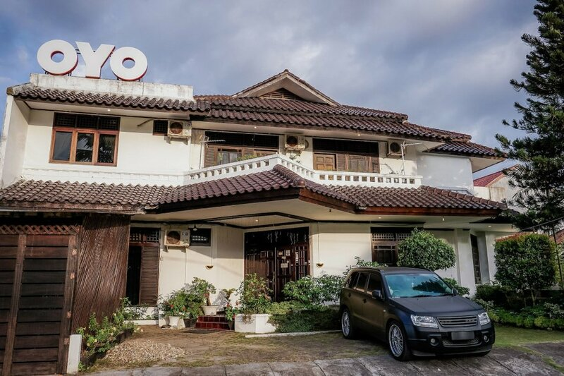 Oyo 378 Boutique Hotel Padang