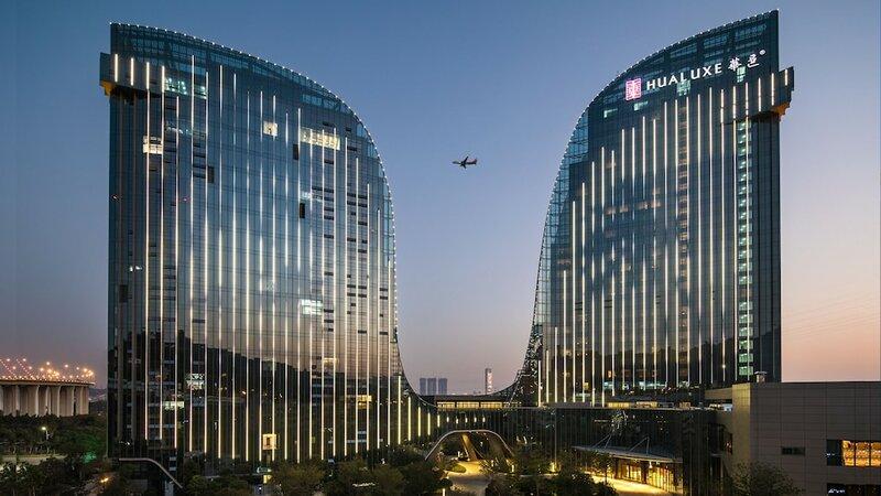 Hualuxe Xiamen Haicang, an Ihg Hotel