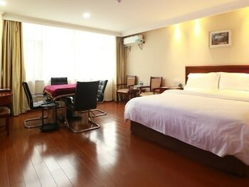 GreenTree Inn Chizhou Guichi District South Changjiang Road Express Hotel