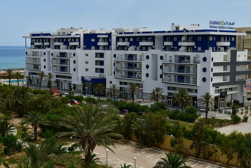 Отель Ле Монако Хотель и Талассо