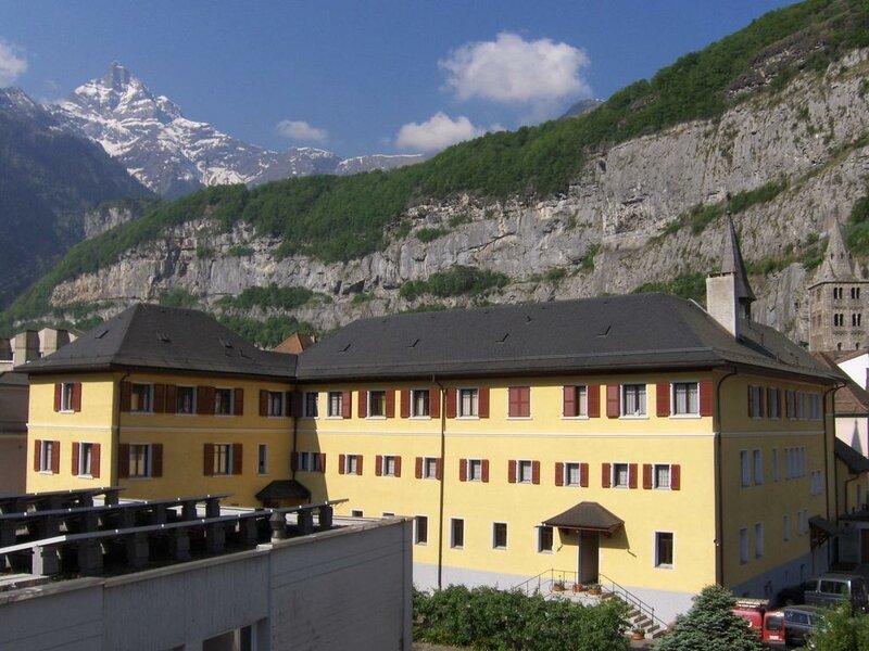 Hôtellerie franciscaine