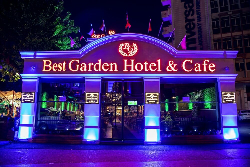 otel — Best Garden Hotel — Fatih, photo 1