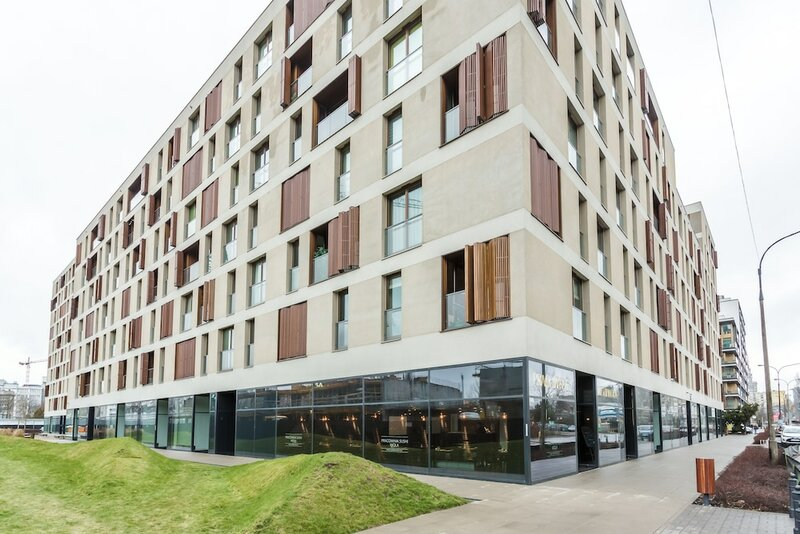 Chill Apartments Center Warsaw