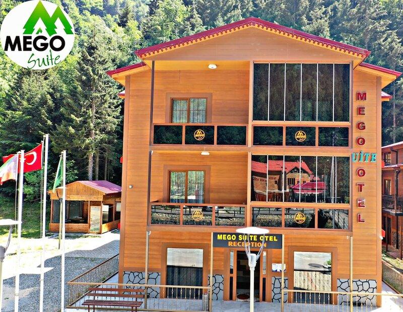 Mego Suite Otel