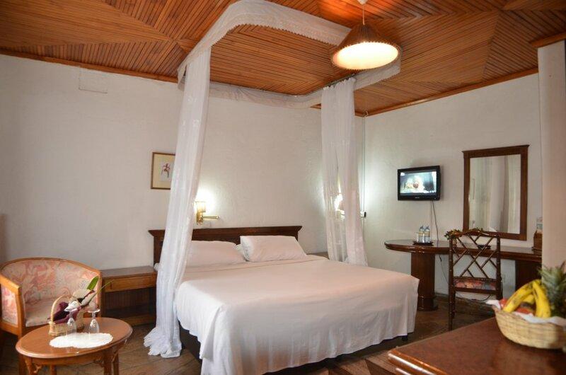 Отель Lake Elementaita Lodge