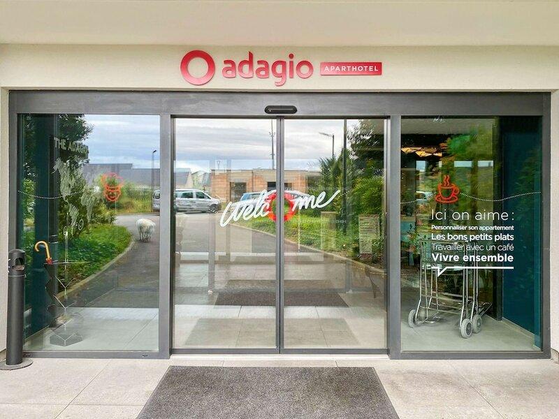 Adagio Bale Mulhouse Aeroport