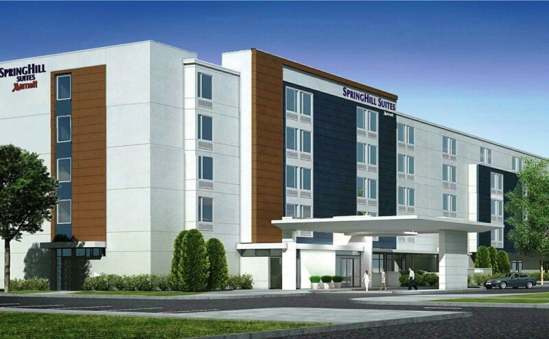 SpringHill Suites by Marriott Tuckahoe Westchester County