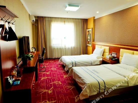 Super 8 Hotel Puyang Zhong Yuan Lu Sai Bo
