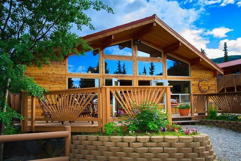 Denali River Cabins & Cedars Lodge