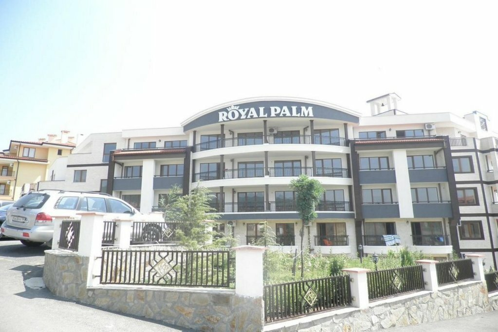 гостиница — Royal Palm — Свети-Влас, фото №1