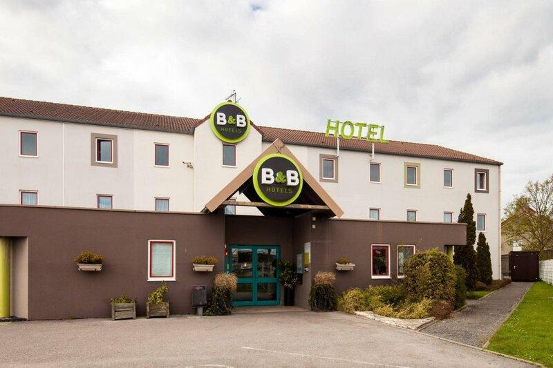 B&b Hotel Calais Centre St Pierre