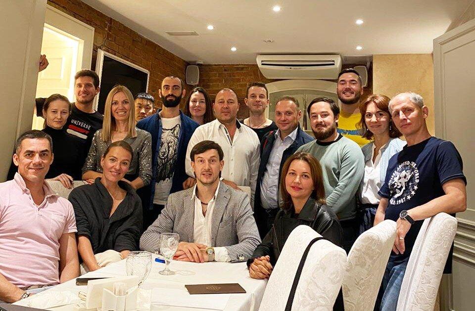 бизнес клуб для предпринимателей москва