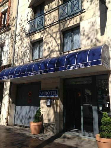 Hotel Amhotel Italie
