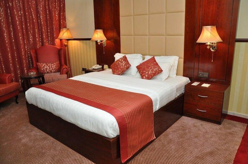 Benta Grand Hotel Дубай