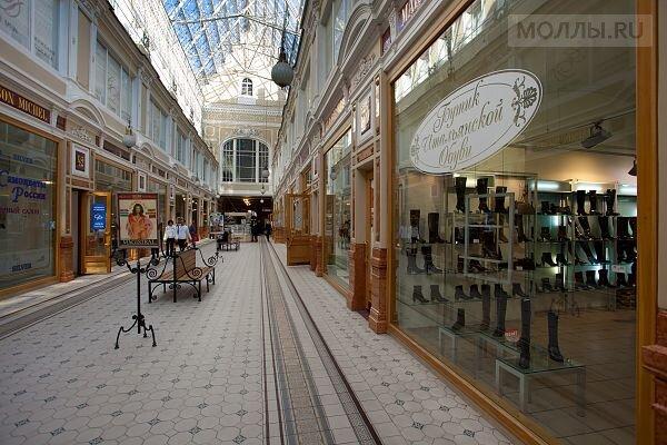 бизнес-центр — Бутик-офис-центр Пассаж — Санкт-Петербург, фото №9