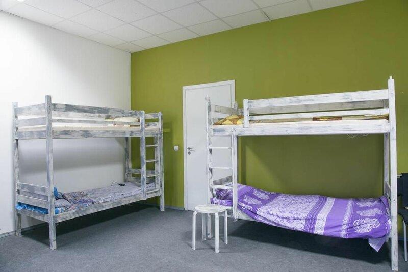 Mansardas Hostel