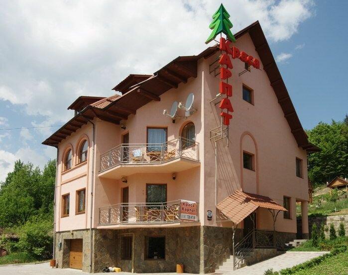 Отель Красота Карпат