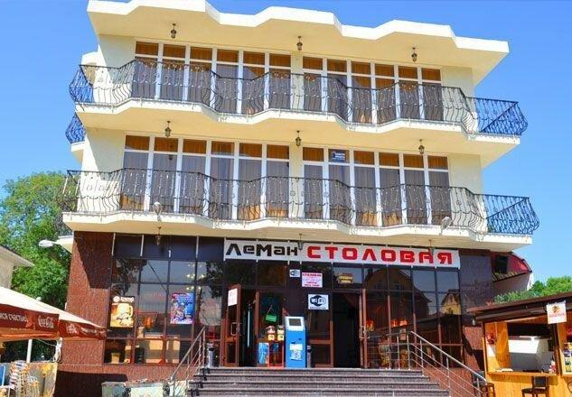 Гостиница Леман